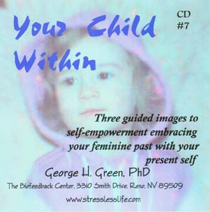 Dr George Green, stressless life, stresslesslife, Biofeedback Center, ADD management, ADHD management, Pain management, Dr, Green, George Green, Brainwave Biofeedback, EEG, Incontinence Biofeedback, Neuromuscular re-education, NMR, Biofeedback Nevada, ADD The Quest for Identity, Institute for the study of cognition and creativity